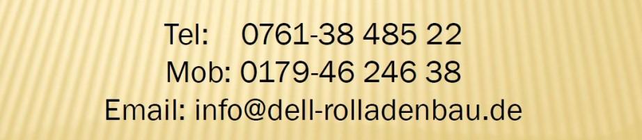 Produkte Service Andreas Dell Rolladen Jalosiebau In